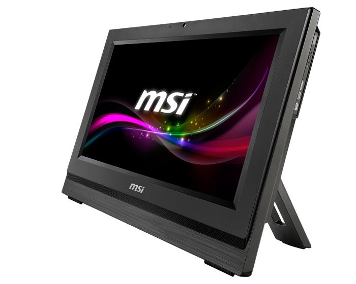 MSI AP190, nuevo All in One, esta vez pensado para el mercado empresarial, Imagen 1