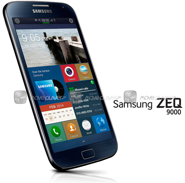 Samsung ZEQ9000 será el primer smartphone con Tizen de la compañía, Imagen 1