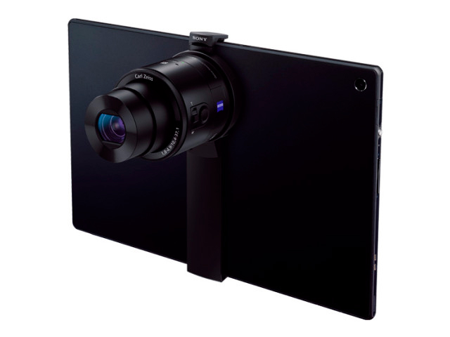 Sony lanza un accesorio para acoplar sus cámaras externas a un tablet, Imagen 3