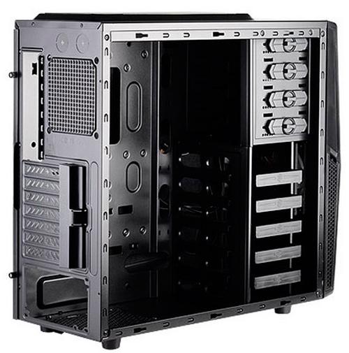 SilverStone Precision PS10, nueva torre para ordenadores silenciosos, Imagen 2