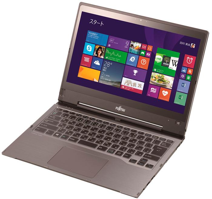 Fujitsu LIFEBOOK TH90/P, nuevo Ultrabook convertible con pantalla giratoria, Imagen 2
