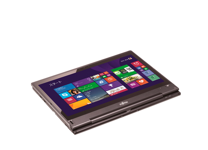 Fujitsu LIFEBOOK TH90/P, nuevo Ultrabook convertible con pantalla giratoria, Imagen 3