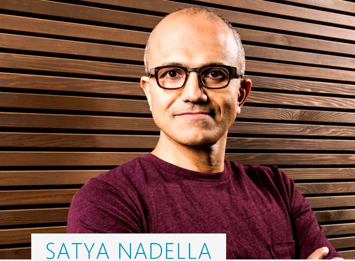 Satya Nadella es el nuevo CEO de Microsoft, Imagen 1