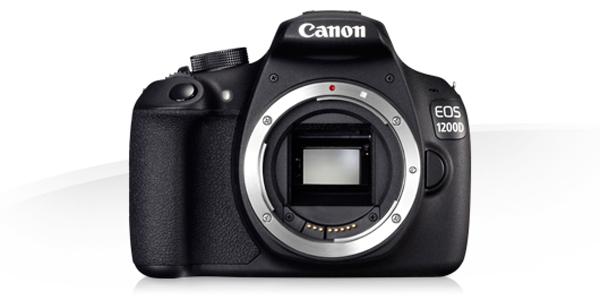 Canon EOS 1200D, nueva cámara Reflex de gama de entrada, Imagen 1