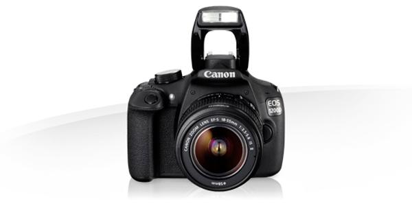 Canon EOS 1200D, nueva cámara Reflex de gama de entrada, Imagen 2