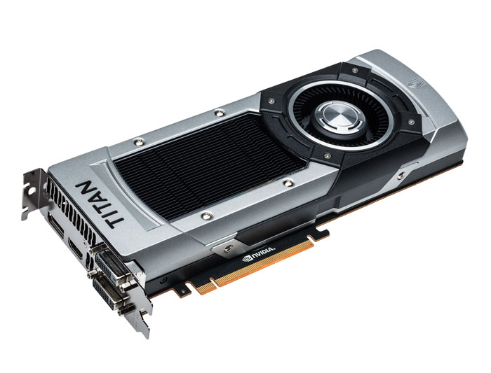 NVIDIA GeForce GTX TITAN Black, Imagen 1