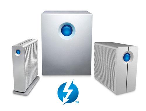 LaCie lanza un disco duro externo de 5 TB de capacidad con Thunderbolt, Imagen 1