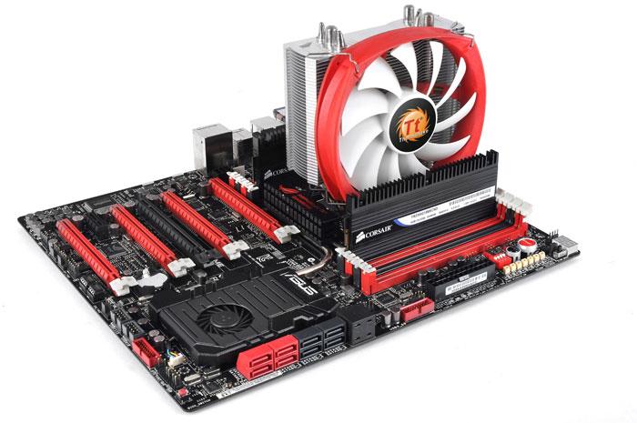 Thermaltake amplía su gama de disipadores compatibles con memorias RAM de gama alta, Imagen 1