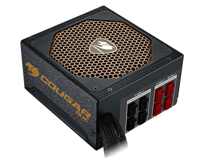 COUGAR GX V3, nuevas fuentes de alimentación de alta potencia y tamaño contenido, Imagen 2
