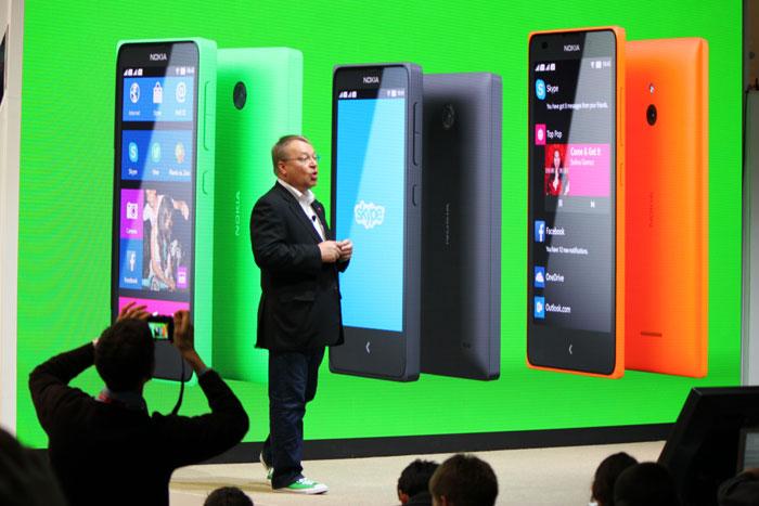 Nokia presenta su nueva gama de smartphones con Android , Imagen 1