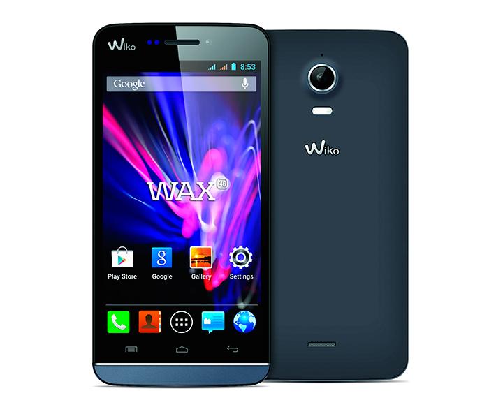 Wiko. Nuevo Wax con Tegra 4i LTE de Nvidia, Imagen 1