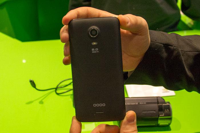 Wiko. Nuevo Wax con Tegra 4i LTE de Nvidia, Imagen 3