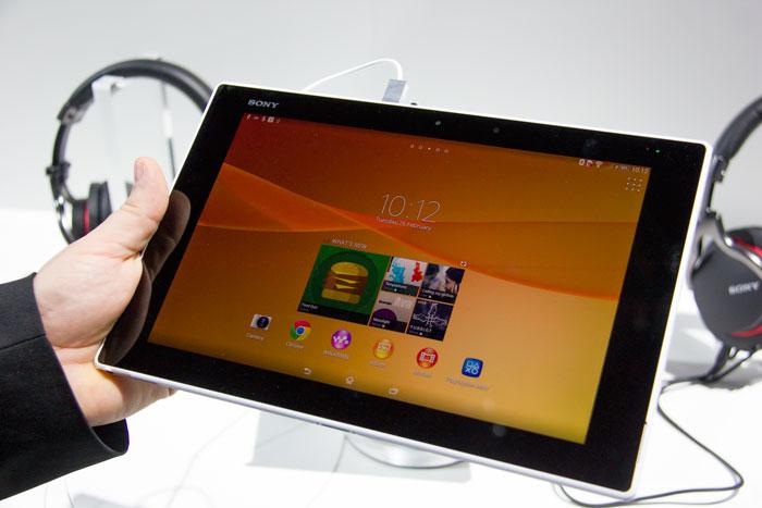 Sony Xperia Tablet Z2 y Xperia M2, Imagen 1