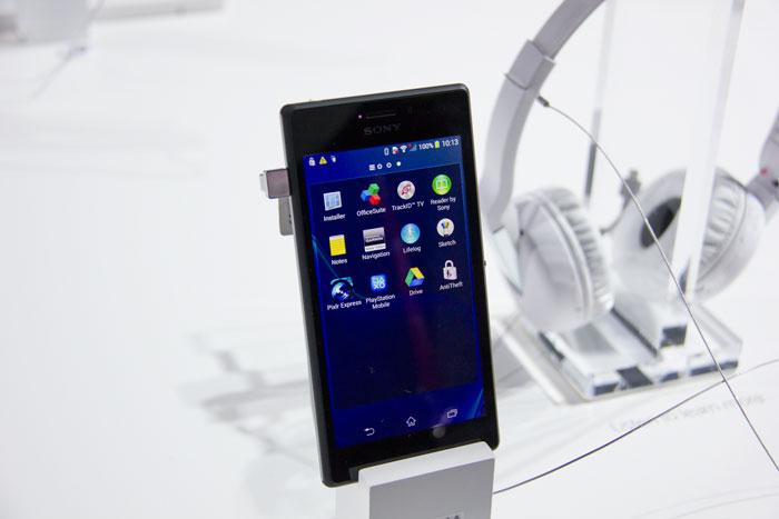 Sony Xperia Tablet Z2 y Xperia M2, Imagen 3