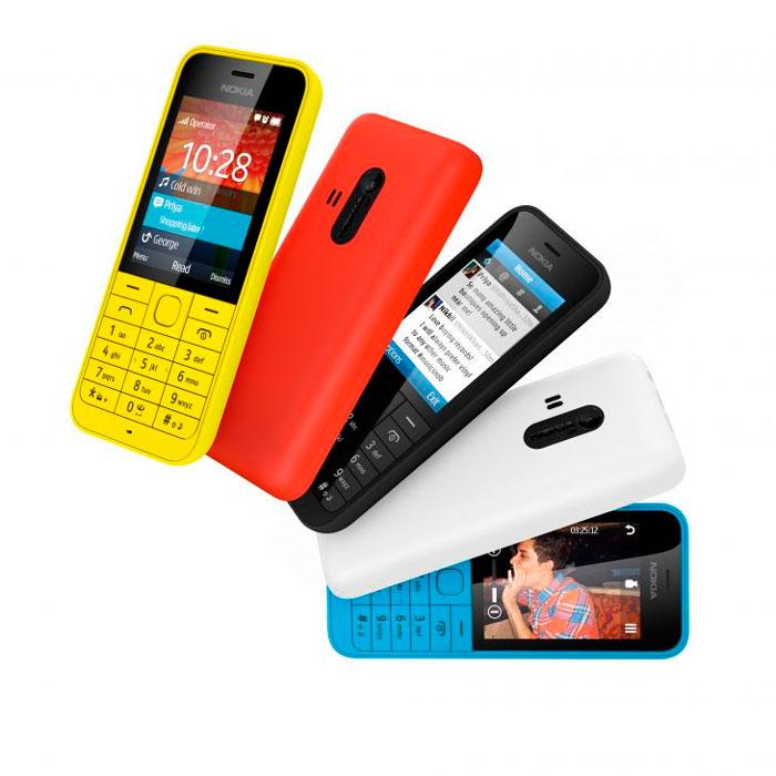 Nokia 220, un teléfono con acceso a internet por 29 Euros, Imagen 1