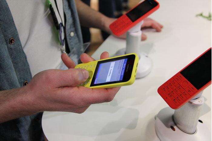 Nokia 220, un teléfono con acceso a internet por 29 Euros, Imagen 2