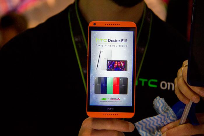HTC Desire 816, Imagen 2