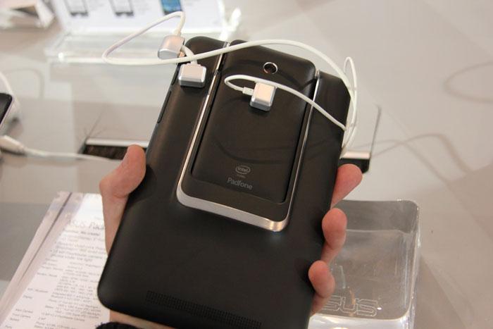 ASUS nos enseña su PadFone Mini y los nuevos ZenFone, Imagen 1