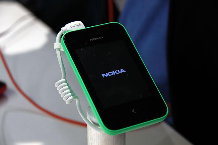 Nokia Asha 230, Imagen 2