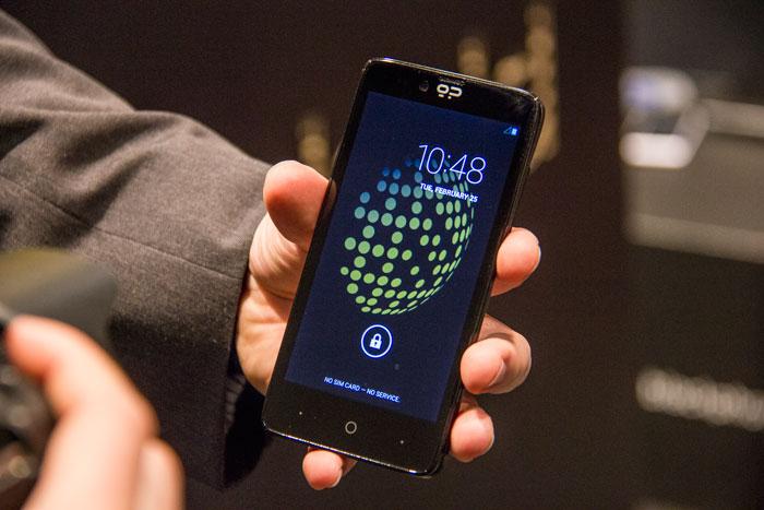 Blackphone, un smartphone creado pensando en la privacidad, Imagen 1