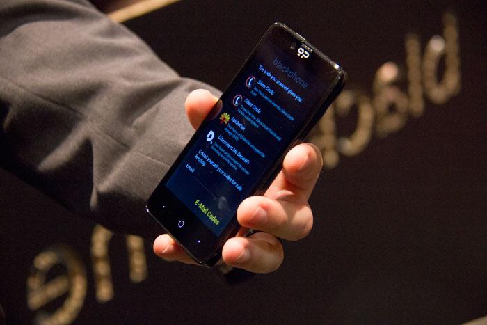 Blackphone, un smartphone creado pensando en la privacidad, Imagen 2