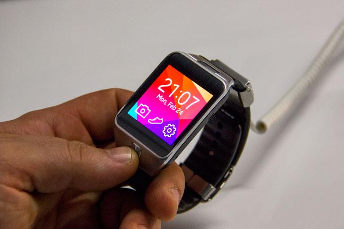 Samsung Gear 2 y Gear Fit, Imagen 1