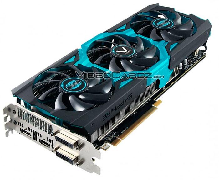 Sapphire tiene lista una Radeon R9 290X con 8 GB de memoria, Imagen 1