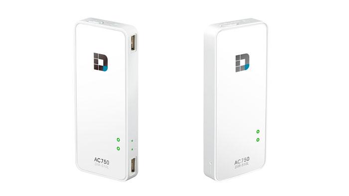 D-Link DIR-510L, nuevo router portátil con conectividad 802.11ac, Imagen 1