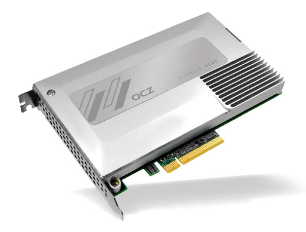 OCZ Z-Drive 4500, SSD con interfaz PCI Express, Imagen 1