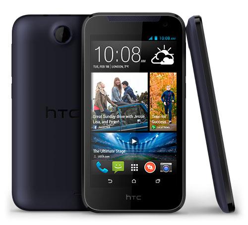 HTC apuesta por la gama más económica con su nuevo Desire 310, Imagen 1