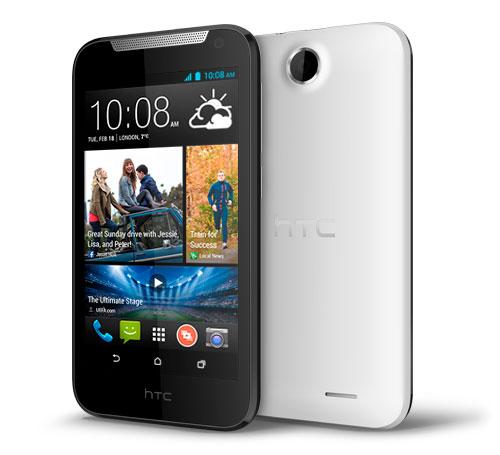 HTC apuesta por la gama más económica con su nuevo Desire 310, Imagen 2