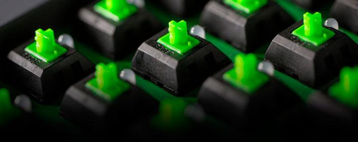 Razer comienza a fabricar sus propios interruptores mecánicos para teclados gaming, Imagen 1