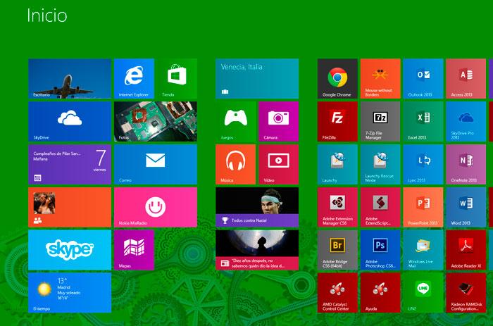 Se filtra la primera gran actualización de Windows 8.1, Imagen 1