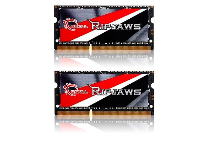 G.SKILL lleva a los portátiles nuevas memorias DDR3 de bajo voltaje y alto rendimiento, Imagen 1