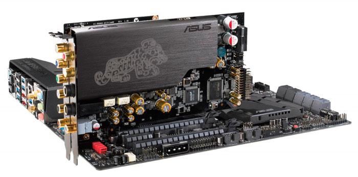 ASUS mantiene su apuesta por el sonido de calidad con dos nuevas tarjetas de sonido Essence STX II, Imagen 1