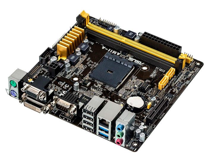 ASUS presenta dos placas base para la nueva plataforma asequible AMD AM1, Imagen 2