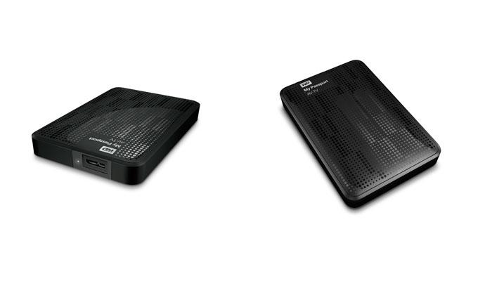 El nuevo disco duro externo WD My Passport AV-TV viene listo para tu TV, Imagen 1