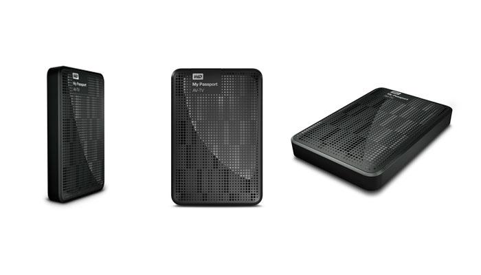 El nuevo disco duro externo WD My Passport AV-TV viene listo para tu TV, Imagen 2