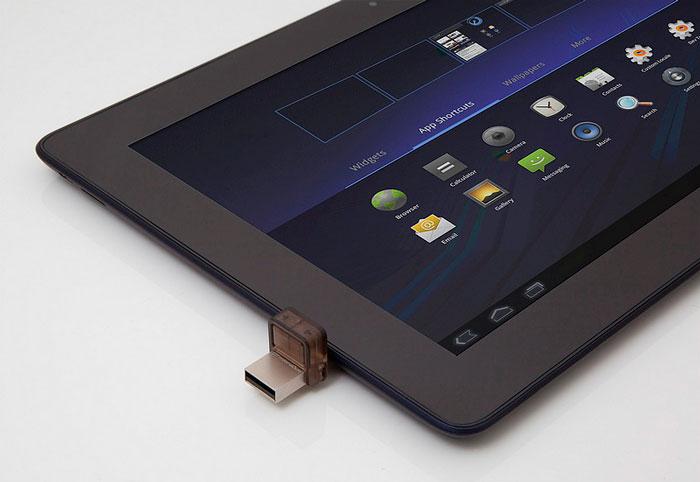 Nuevo pendrive Kingston DataTraveler microDuo con doble interfaz USB para PC y Smartphones, Imagen 2