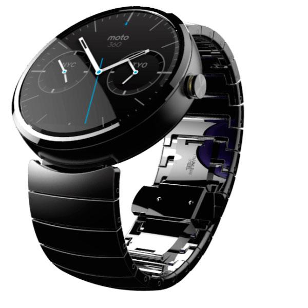 Motorola prioriza el diseño con su Moto 360, su primer reloj con Android, Imagen 1