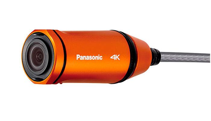 Panasonic va a por las GoPro con su nueva cámara deportiva HX-A500 con grabación 4K, Imagen 1