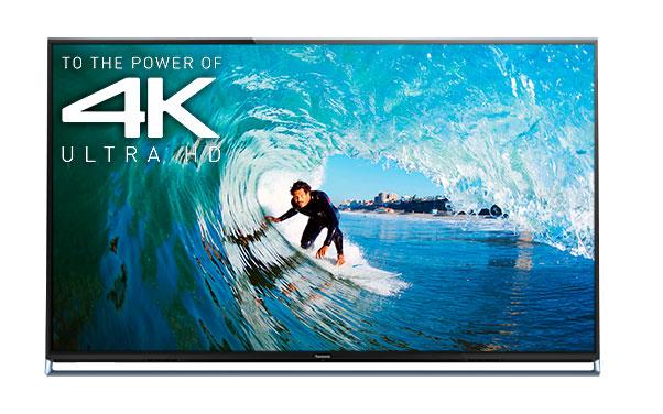 Panasonic también adopta los 4K en su exclusiva gama alta de televisores, Imagen 2
