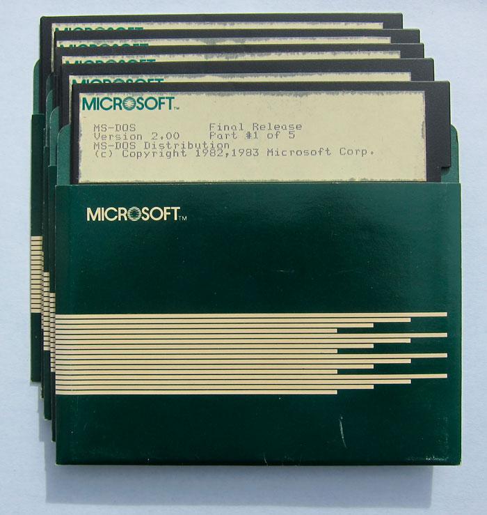 Microsoft dona a un museo el código fuente de MS-DOS , Imagen 1