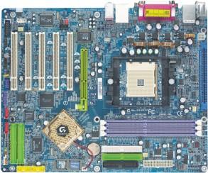 AMD 64 sobre GA-K8NNXP de Gigabyte, Imagen 1