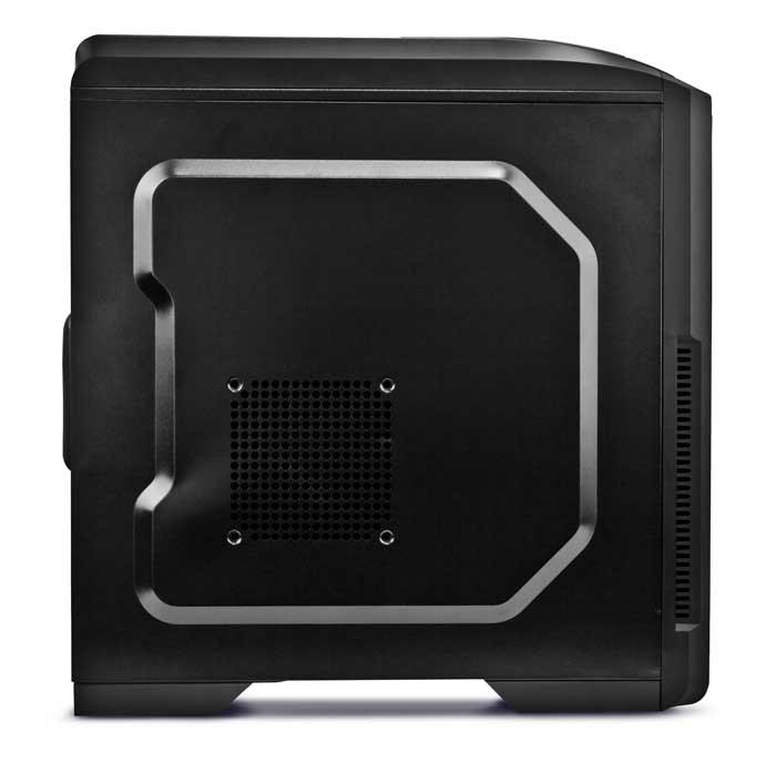Antec hace más asequibles las torres gaming con su nueva GX500, Imagen 2