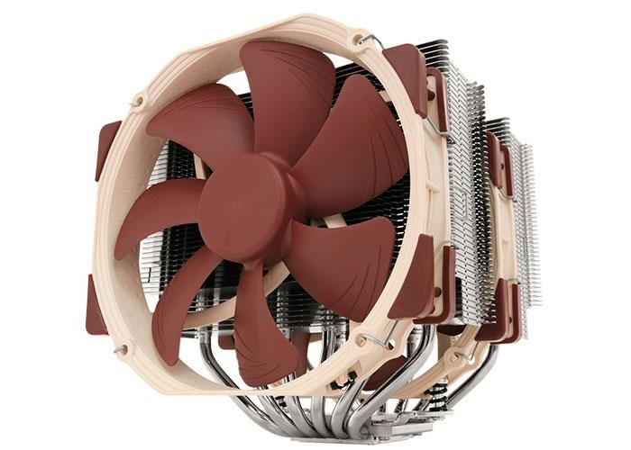 Noctua presenta su nuevo disipador de alto rendimiento NH-D15 para sustituir al mítico NH-D14, Imagen 1