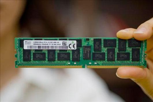 Hynix fabrica el primer módulo de 128 GB de memoria RAM DDR4 del mundo, Imagen 1