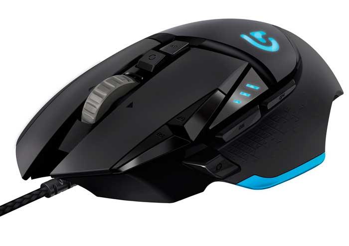 El nuevo ratón Logitech G502 Proteus Core alcanza los 12.000 DPI de resolución, Imagen 1