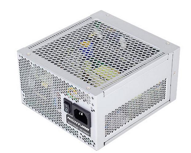 SilverStone apuesta por la refrigeración pasiva en su nueva fuente NightJar 520W, Imagen 2