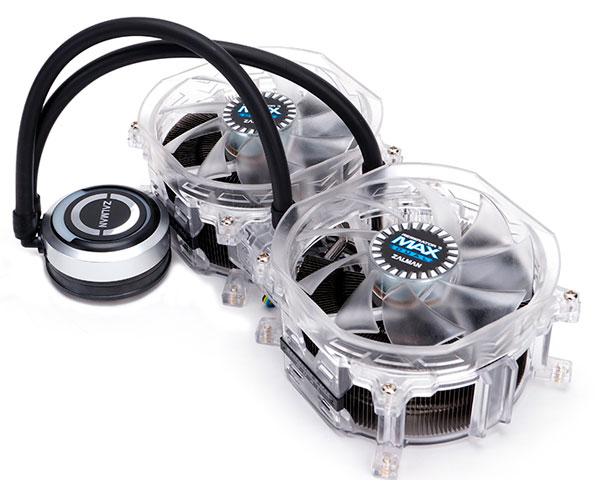 Zalman trae un soplo de aire fresco a las RL integradas con el nuevo Reserator 3 Max Dual, Imagen 3